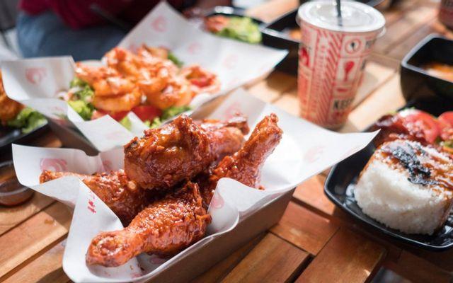 Otoké Chicken - Gà Rán Hàn Quốc - Đặng Văn Bi