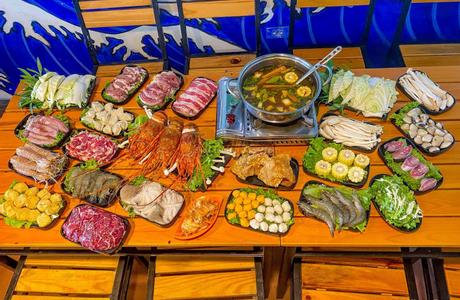 Buffet Lẩu Taca - Nguyễn Hữu Thọ