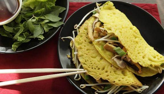Bánh Xèo Cô Ba Sài Gòn - Quán Ăn Nam Bộ Đặc Sản Miền Tây