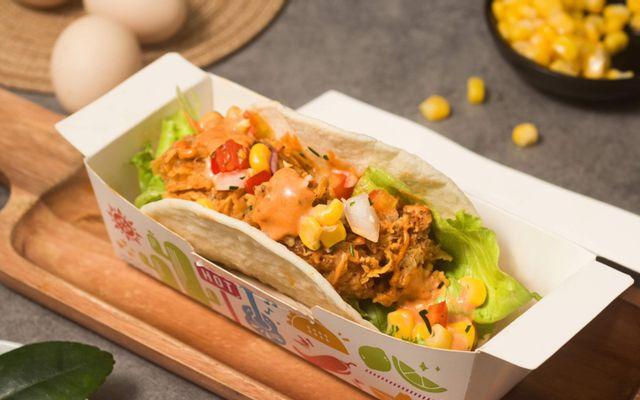 Delicioso - Tacos Fusion