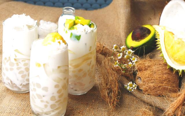 Tadimoto - Chè Dừa Dầm, Ăn Vặt, Nem Chua Rán & Trà Sữa