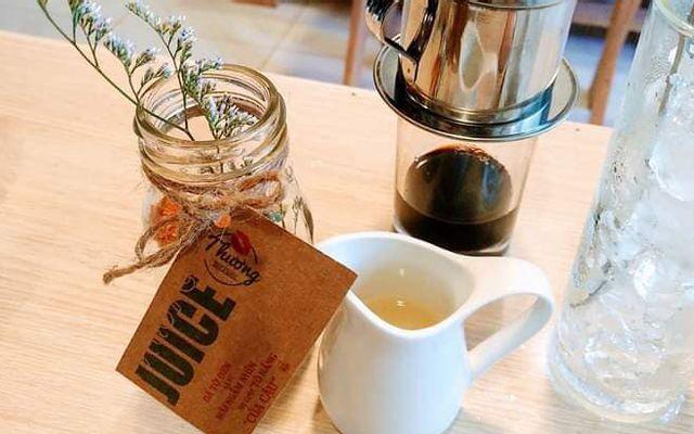 Thương TK Coffee & Juice