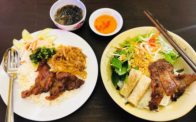 A Lâm - Cơm Tấm & Bún Thịt Nướng