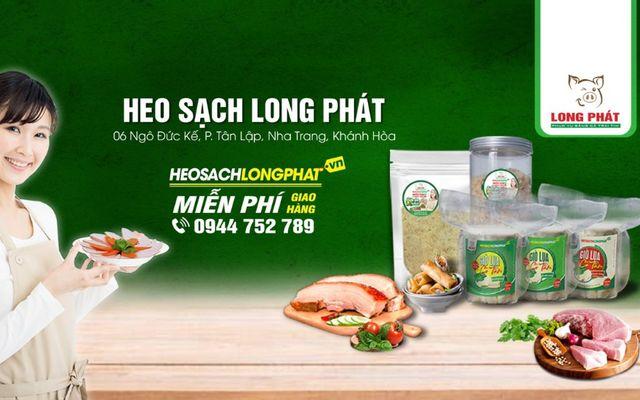 Thịt Heo Sạch Long Phát
