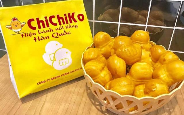 Chichiko - Bánh Nướng Gà Con Hàn Quốc
