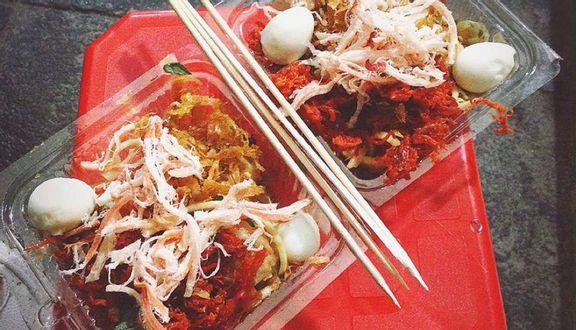Bánh Tráng Ghiền - Hoa Đào