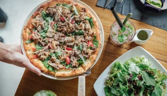 Pizza 4P'S - Pizza Kiểu Nhật - Lê Đại Hành