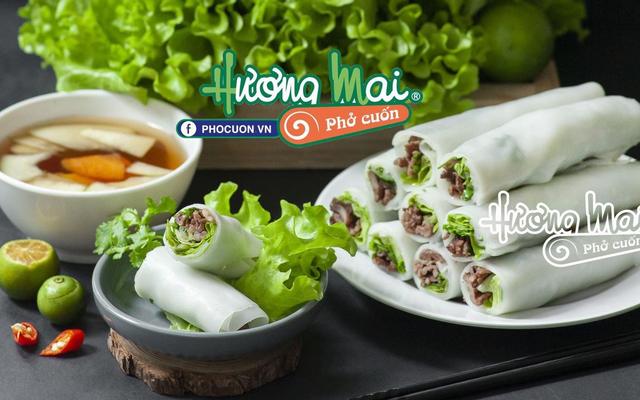 Phở Cuốn Hương Mai - Lê Văn Thiêm