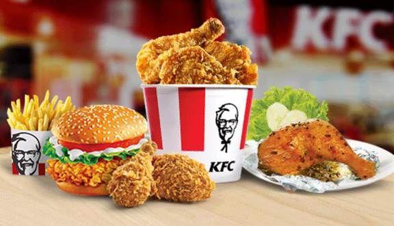 Gà Rán KFC - Hà Huy Giáp