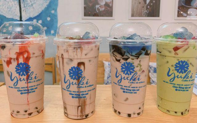 Yuki - Coffee & Milktea