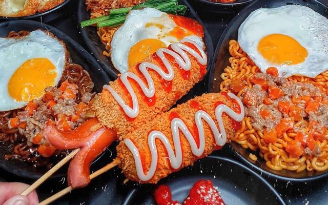 Hangu - Ẩm Thực Hàn Quốc - Bùi Quang Là