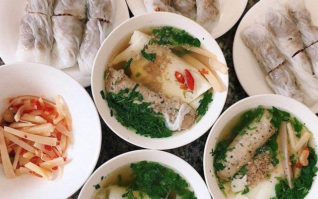 Bánh Cuốn Cao Bằng - Tân Triều