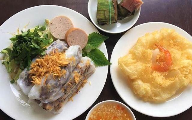 Bánh Cuốn Ba Miền - Phan Xích Long