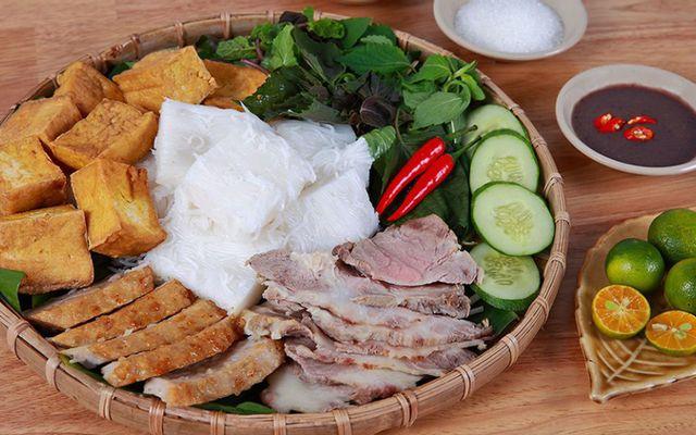 Bún Đậu Mắm Tôm H-Famil - Liêu Bình Hương
