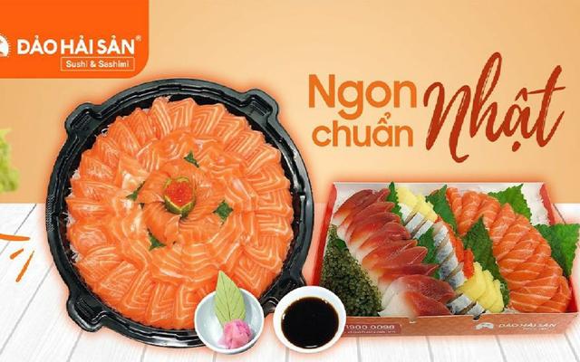 Đảo Hải Sản - Sushi & Sashimi
