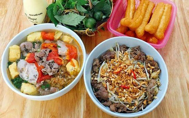 Bún Riêu & Bún Bò Nam Bộ - Đầm Trấu