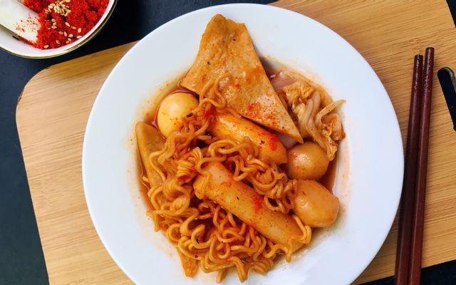 Bokki - Bánh Gạo & Mỳ Cay Tokbokki Hàn Quốc - Hoàng Sa