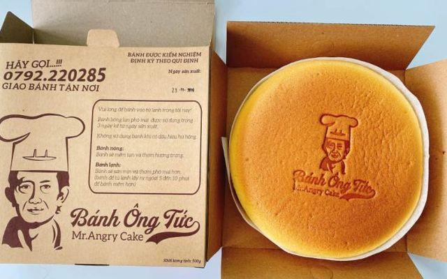 Bánh Ông Tức - Mr. Angry Cake - Hồ Thị Kỷ