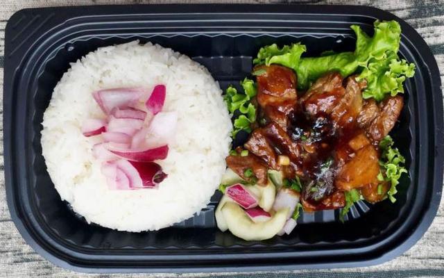 Canopee - Cơm, Mì Trộn, Salad - Trần Hưng Đạo