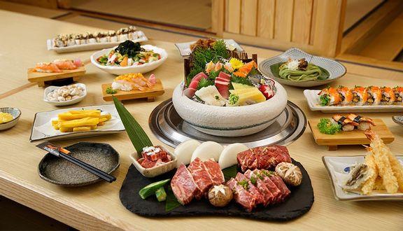 Isushi AeonMall Hà Đông - Nhà Hàng Buffet Nhật Bản