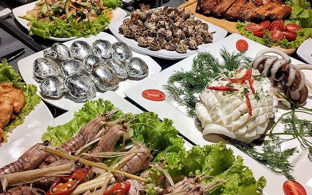 Biển 14 - Buffet Seafood - Hải Sản Tươi Sống