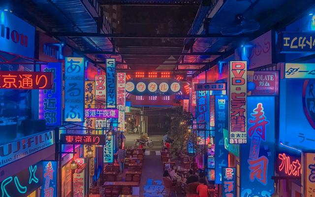 Chill Town - Phố Bia Nhật Bản