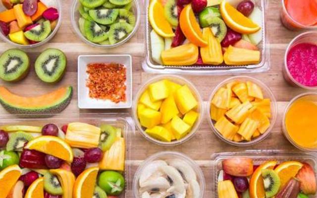 Yumi Fruit - Trái Cây Sạch & Đồ Ăn Vặt - Shop Online - Hoa Cau