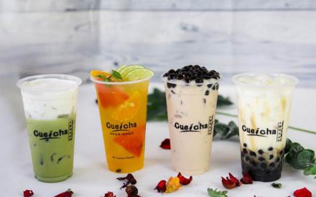 Trà Sữa Cueicha - Crescent Mall