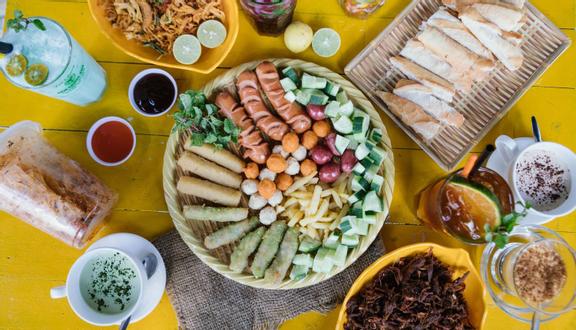 Xưa - Tiệm Trà Chanh Kem Trứng