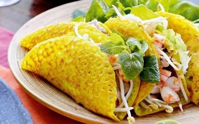 Bánh Xèo Sài Gòn - Cẩm Kim