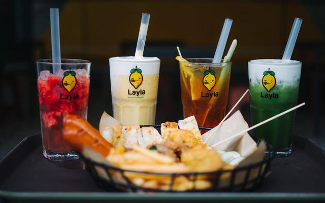 Layla - Tiệm Trà Chanh - Cái Dăm