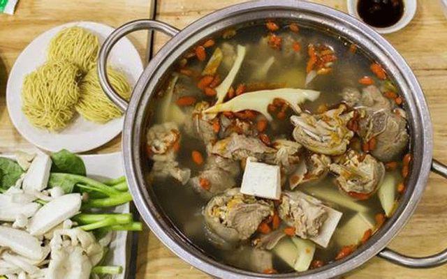 Hoa Lư Quán - Dê Ninh Bình