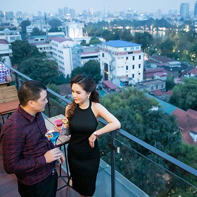 Giới thiệu top 10 nhà hàng có view đẹp lung linh ở Hà Nội