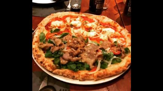 Pizza 4P's - Pizza Kiểu Nhật - Lê Thánh Tôn