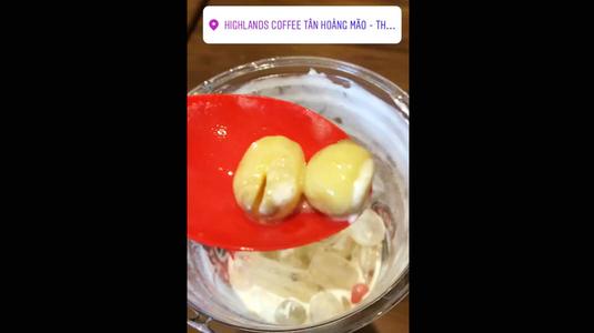 Highlands Coffee - Vincom Center