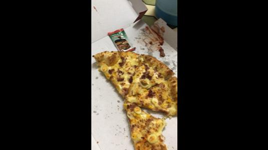 DOMINO's PIZZA NTP Q.10