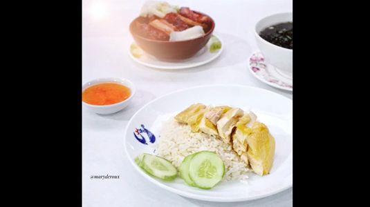 Cơm Gà Đông Nguyên -***