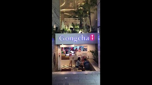 Trà Sữa Gong Cha - 貢茶 -***