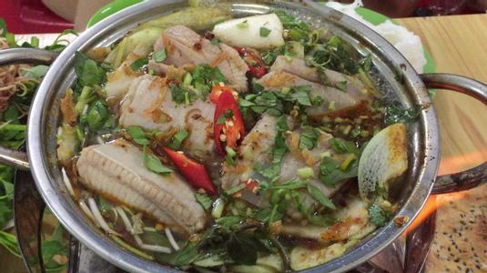 Lẩu Cá Đuối Trận - Nguyễn Trường Tộ