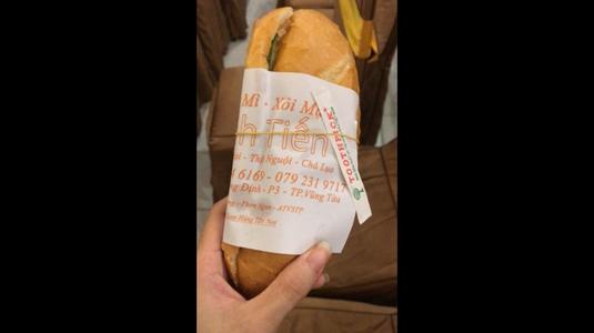 Bánh Mì - Xôi Mặn - Anh Tiến
