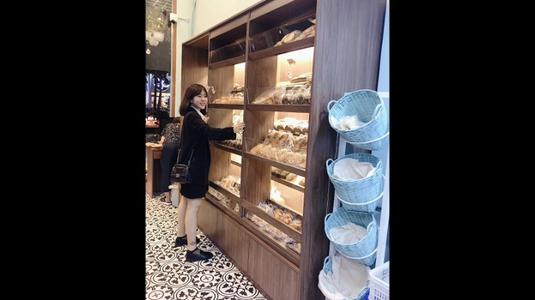 Tiệm bánh dinh dưỡng