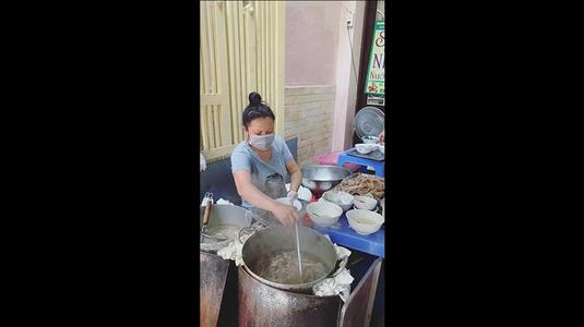 Bún Ngan Nhàn - Ngõ Trung Yên
