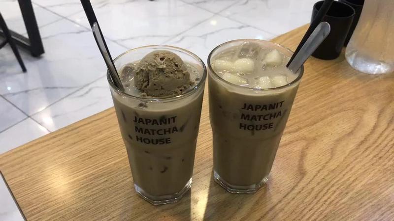 Japanit Matcha & Coffee House -***