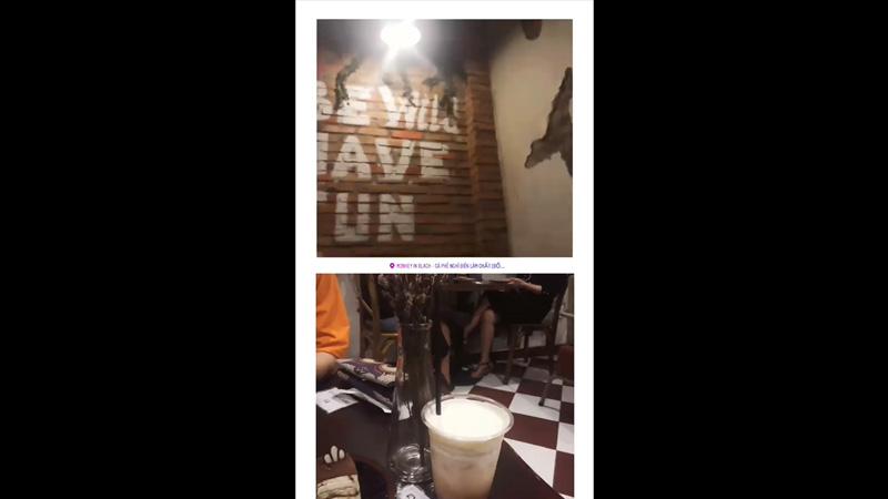 Monkey In Black Cafe - Sư Vạn Hạnh