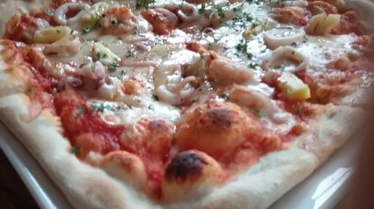 Vuông Pizza