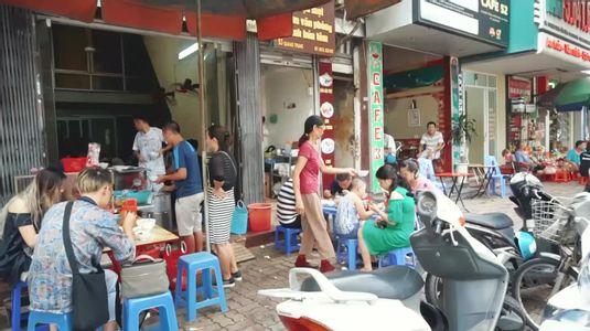 Bún Ngan - Quang Trung