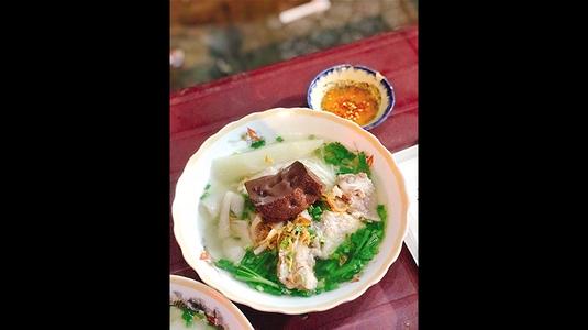 Bánh Canh Giò Heo - Lê Quang Định