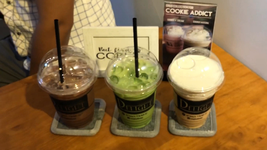 Delight - Ice Blended & Coffee
