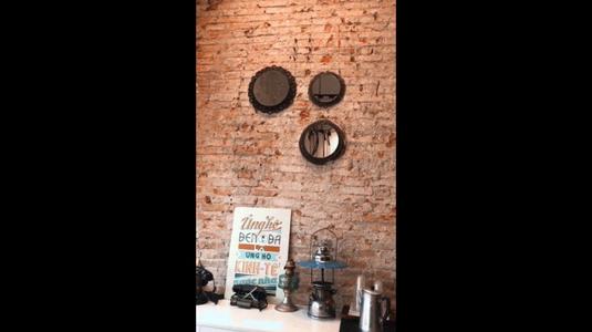 Đen Đá Cafe - Trà Sữa & Trà Đào -***