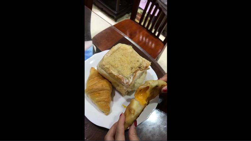 Bánh Bông Lan Trứng Muối Huyennhemm - Shop Online